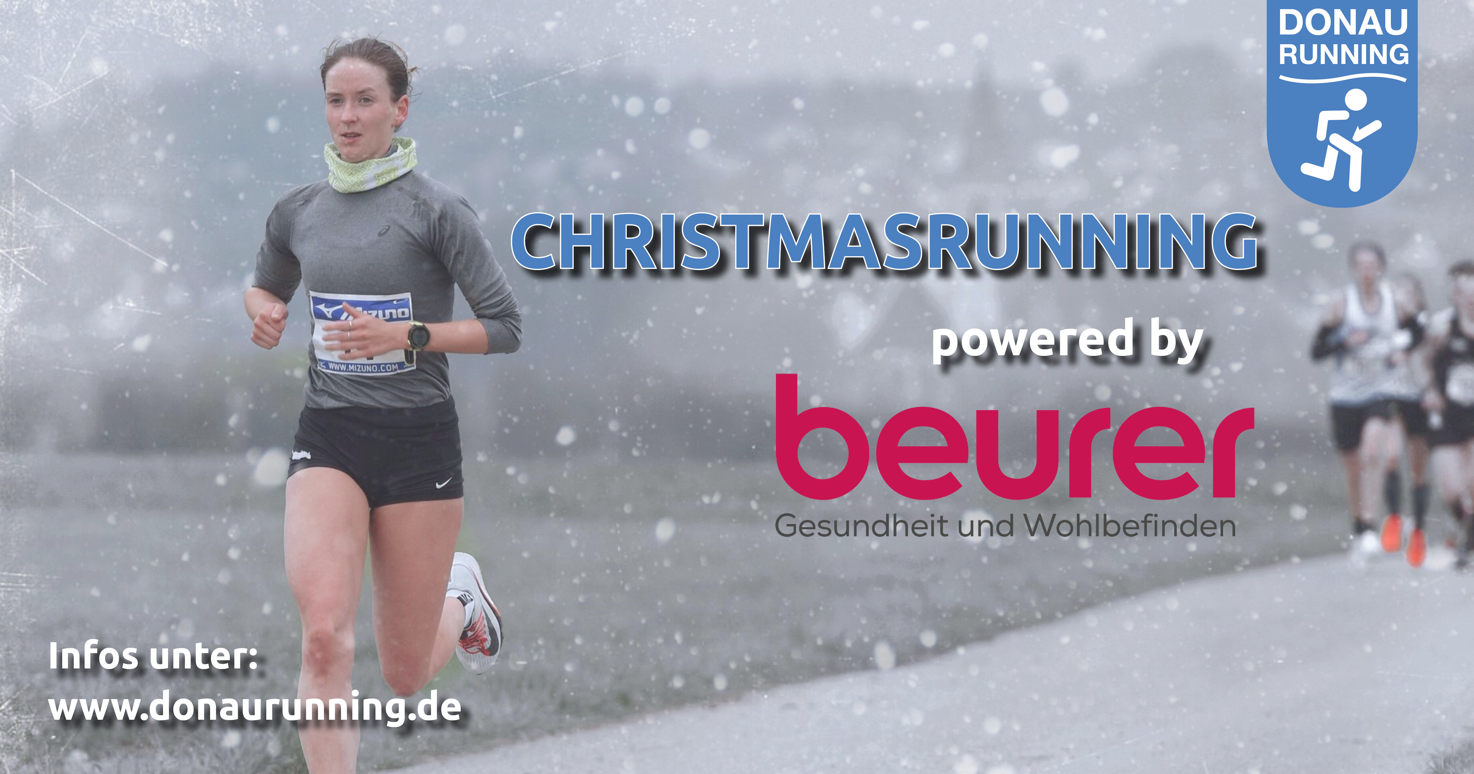 Christmasrunning powered by Beurer
